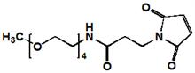 mPEG<sub>4</sub>-NH-Mal